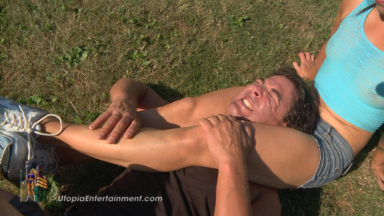 The big spank
